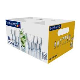 Luminarc Cocktail Mojito 40cl (Set 6)