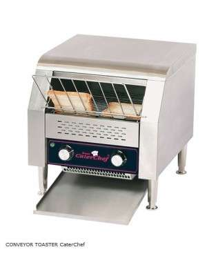 Broodrooster Conveyor 300 Caterchef