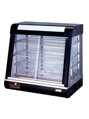 Warmhoudvitrine Caterchef (Zwart)