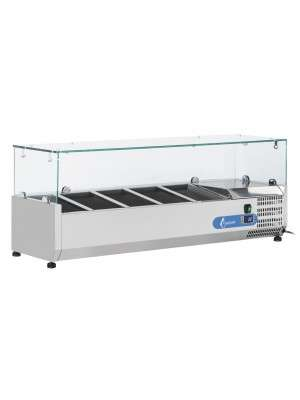 Topcold Opzetkoeling VRX1200ii GN1/4 Glas