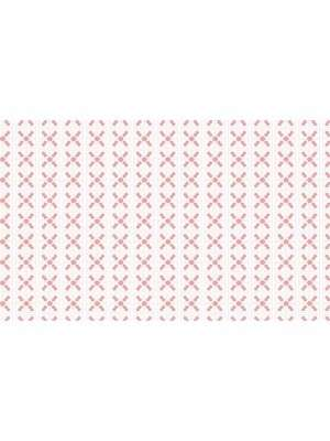 Placemat Silicone roze 45X30cm Point-Virgule