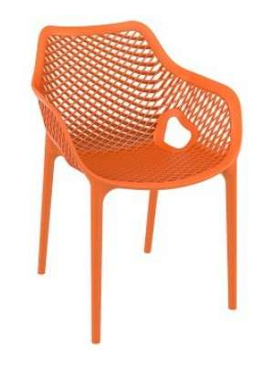 Stoel outdoor oranje Air XL