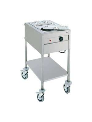 Bain-marie wagen GN3/1 Caterchef