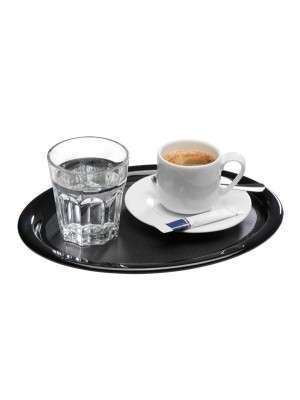 Melamine Serving Platter Black