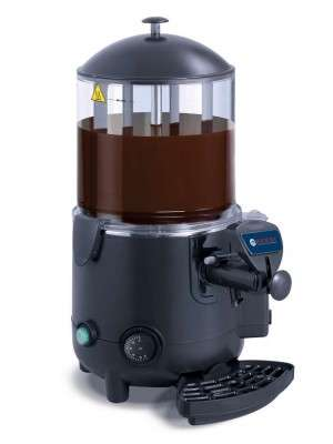 Warme Chocolademelk dispenser Hendi 10L