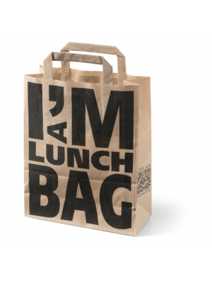 Depa Draagtas I'm a Lunch Bag 22x10x28