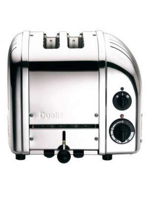 Dualit Toaster Classic 2gleuven Polished
